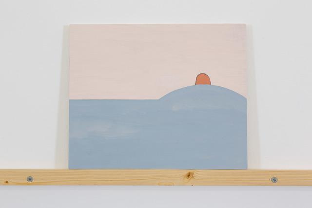 , 'Academic in Bed 1,' 2016, Nina Johnson