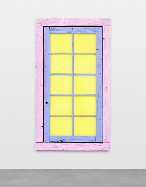 , 'the depth,' 2015, Galerie Eva Presenhuber