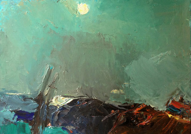 , 'Sea & Sky,' ca. 1961, Cyril Gerber Fine Art/ Compass Gallery