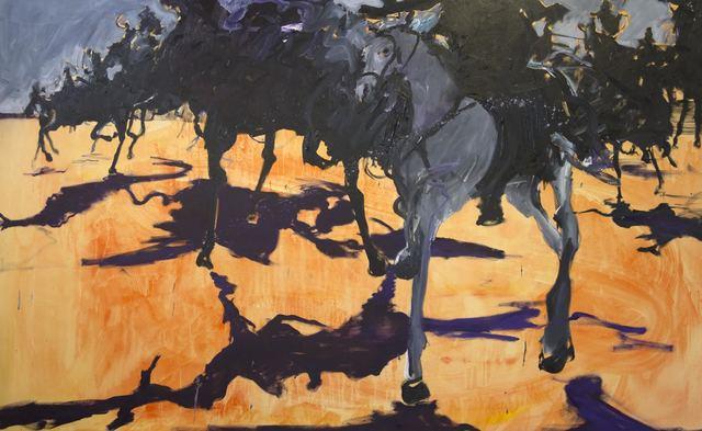 , 'Thunder,' 2017, Arusha Gallery