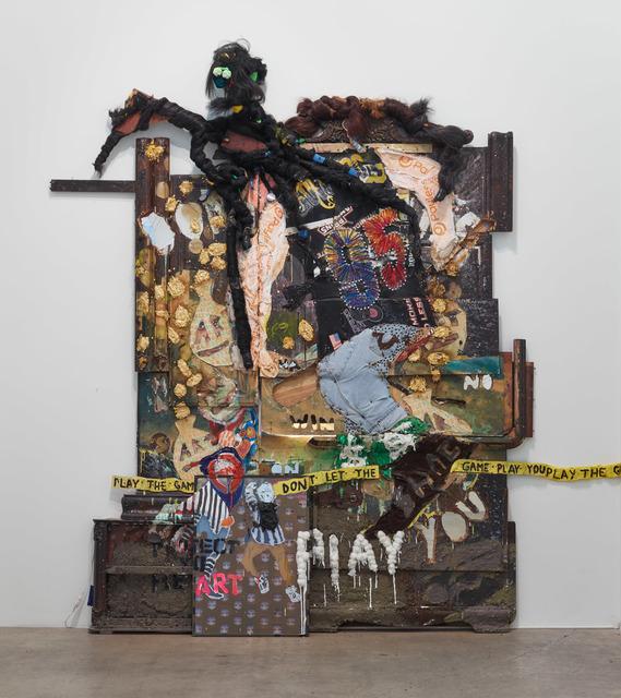 , 'Win,' 2015, Diane Rosenstein