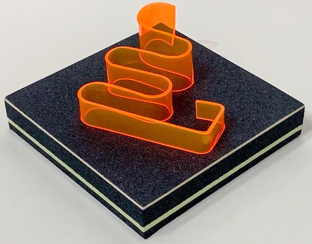, 'Untitled Floor Panel,' 2019, Dab Art