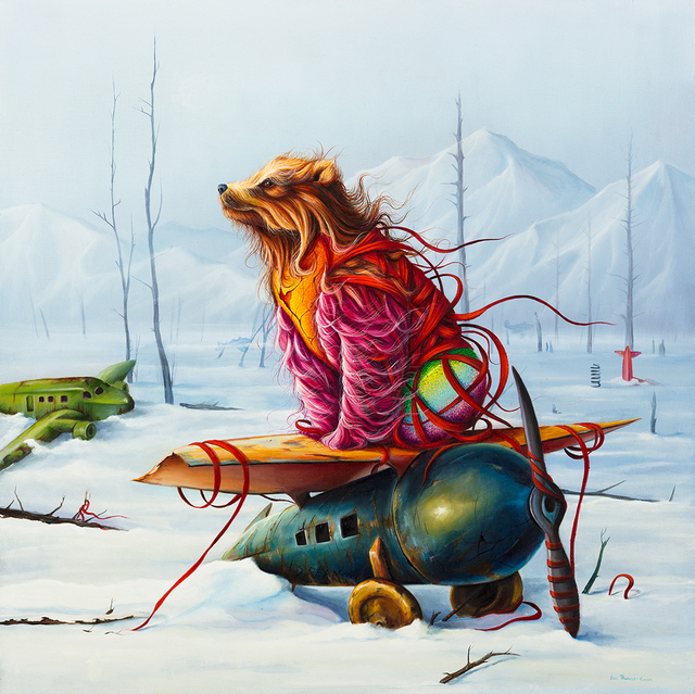 , 'Dreams About Flying,' , Corey Helford Gallery