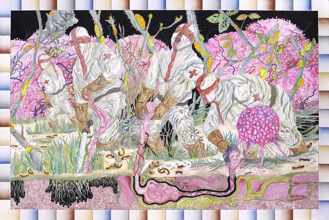, 'Nadi of Puspa,' 2017, Richard Koh Fine Art