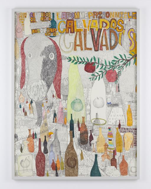 , 'CALVADOS,' 2017, Tomio Koyama Gallery