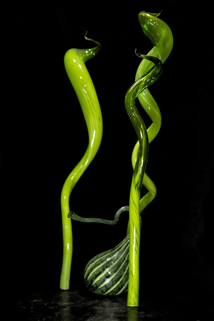 Dale Chihuly, 'Dale Chihuly Mille Fiori IV Green Installation Original Handblown Glass Signed Contemporary Art Sculpture', 2004, Modern Artifact