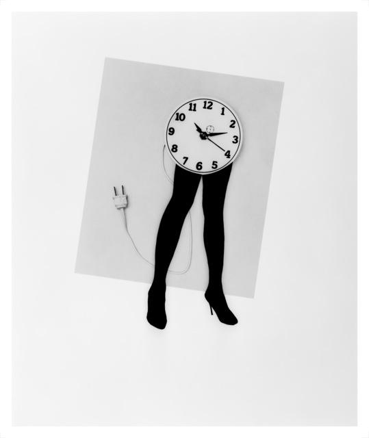 , 'BIOLOGICAL CLOCK,' 1986, Anita Beckers