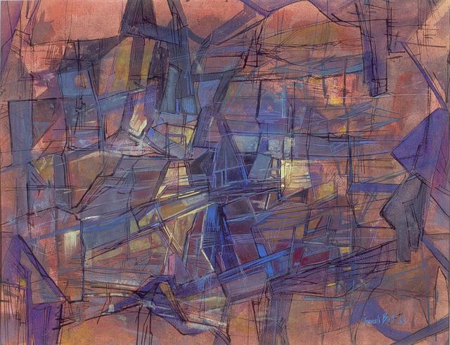 , 'Ondes,' 1953, Henze & Ketterer