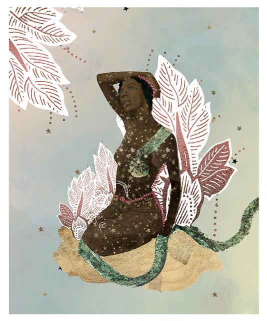 , 'Snake Bearer VI,' 2018, Kopeikin Gallery