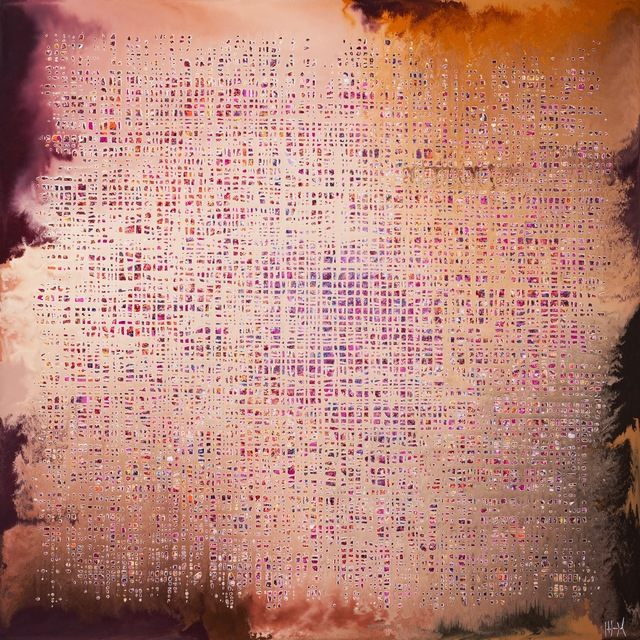 Pierre-Luc Poujol, 'N° 248 ', 2015, Mixed Media, Mixed media on canvas, IDA MÉDICIS Galerie
