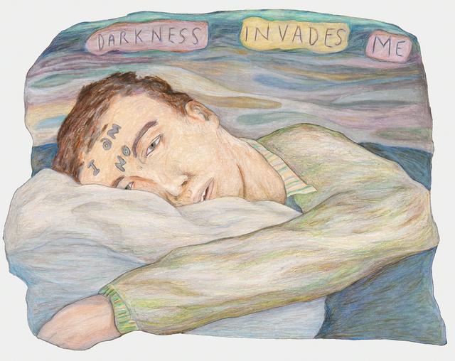 , 'Darkness Invades Me I am No,' , John Molloy Gallery