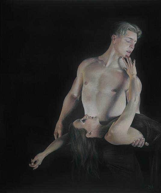 , 'Touch,' 2019, Black Door Gallery