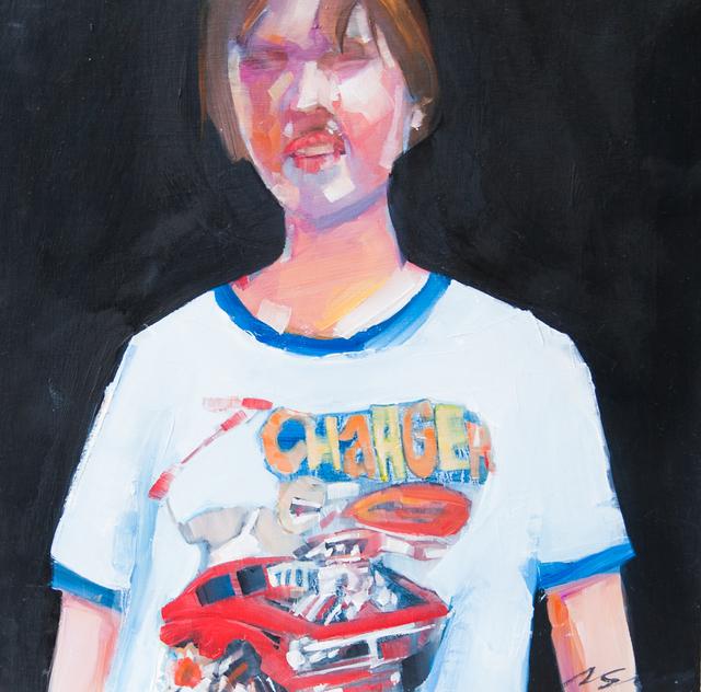 , 'Girls Rock!,' 2016, Susan Eley Fine Art