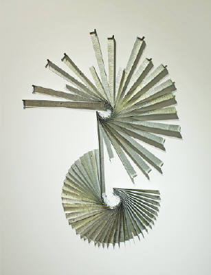 Evan Blackwell, 'Expand', 2020, Sculpture, Aluminum, Foster/White Gallery