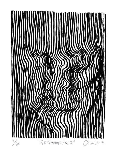, 'Seismogram II,' 2014, V1 Gallery