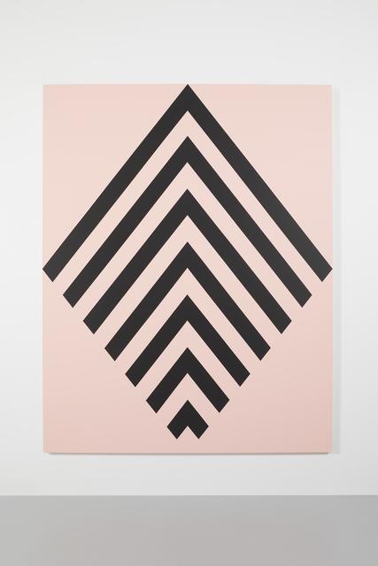 , 'Pink,' 2017, David Risley Gallery