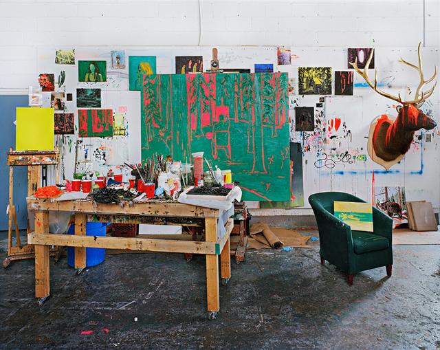 , 'Kim Dorland ,' 2013, Peter Robertson Gallery