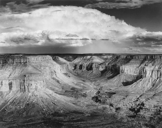 Jody Forster, 'Thunderstorm, Havasu Canyon, Arizona', 1983, Etherton Gallery