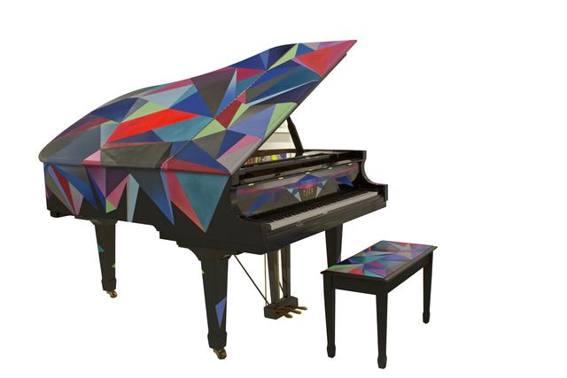 , 'Essex Grand Piano EGP 183,' 2015, Canale Diaz Art Center
