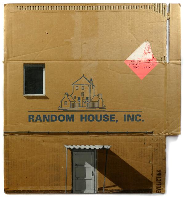 , 'Random House,' 2018, Galleria del Cembalo