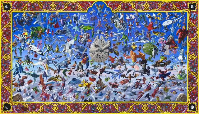 , 'Flight,' , Gregorio Escalante Gallery
