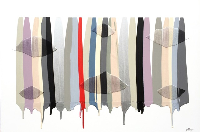 , 'Fils I Colors CCXXXV,' 2015, Artspace Warehouse