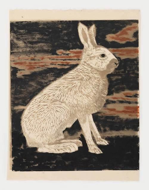 , 'Hare,' 2015, Stephen Friedman Gallery