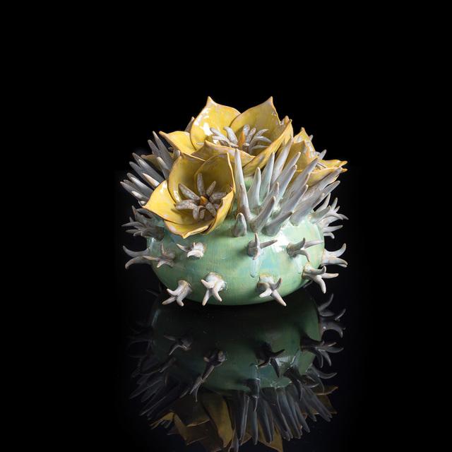 , 'Yellow Texas Rose,' 2018, Art Salon
