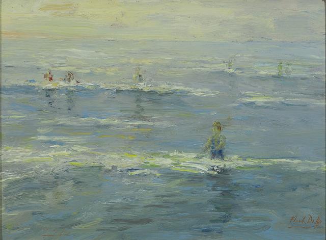 , 'Joyful Waves,' 2016, Rehs Contemporary Galleries