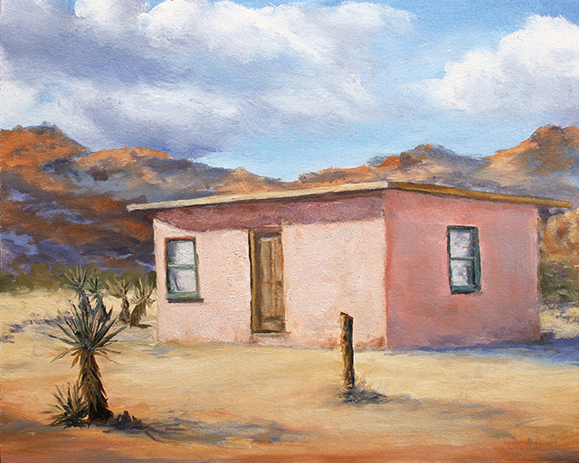 , 'Little Pink,' 2019, Joshua Tree Art Gallery
