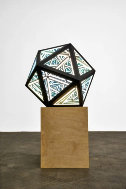 Anthony James, 'Portal Icosahedron', 2017, Unit London