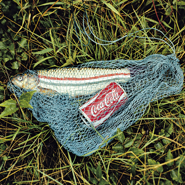 , 'COLA | RWG FISH, NET, COCA-COLA,' 1981, VILTIN Gallery