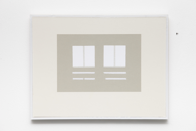 , 'Cause and consequence no. 9,' 1975, i8 Gallery