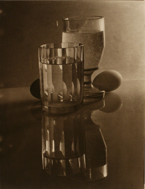 , 'Glasses and Eggs,' 1951, Bruce Silverstein Gallery
