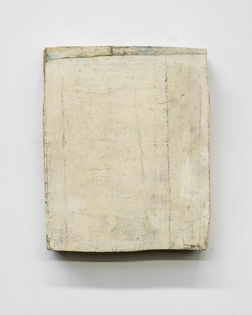 , 'Untitled (double stacked painting),' 2016, Buchmann Galerie