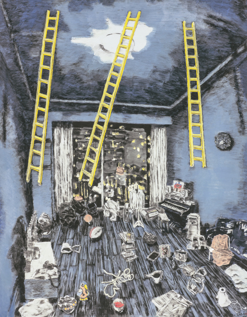 , 'The Life on the Corner,' 2011, Gallery Hyundai