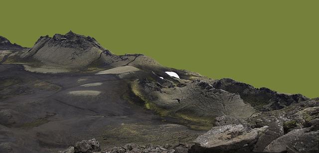 , 'Laki Ridge,' 2012-2013, C. Grimaldis Gallery