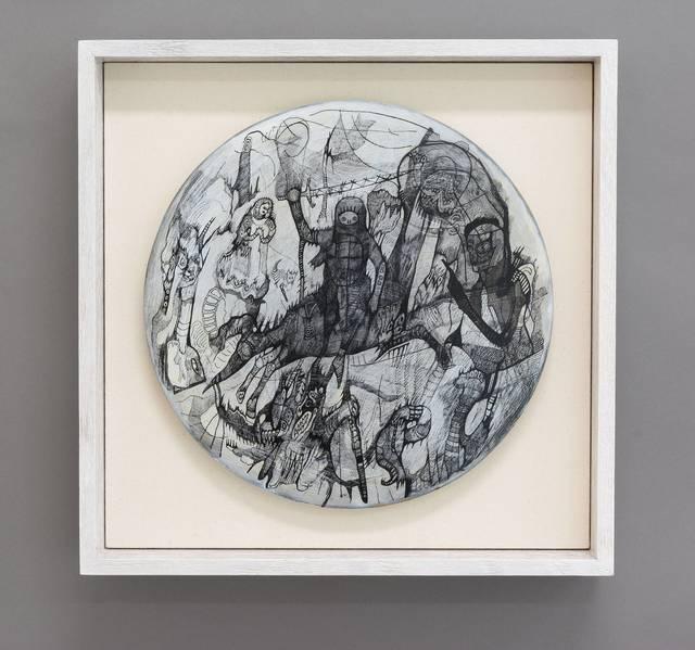 , 'St. Georg,' 2017, Micheko Galerie
