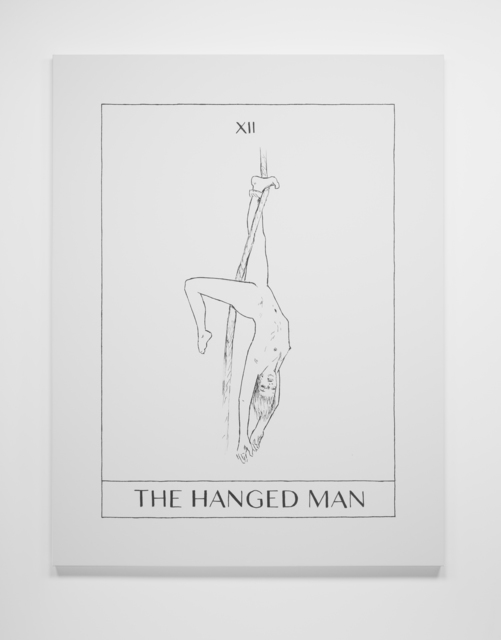 , 'The Hanged Man (Mieke),' 2017, Ever Gold [Projects]