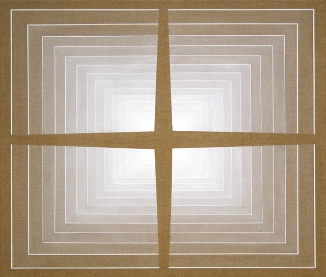 , 'A cross bearing load,' 2015, The Flat - Massimo Carasi