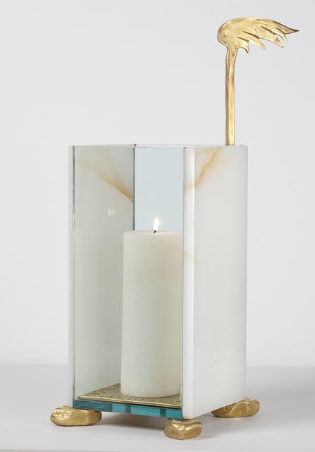 "Aldus, '""Lantern"" Candleholder', 2013, Maison Gerard"