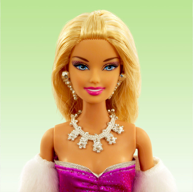 , 'Barbie #6,' 2012, LIMITED EDITION