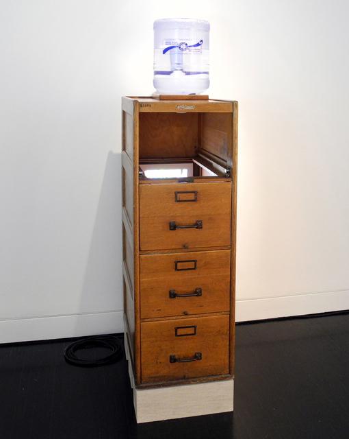 , 'Cooler Shake,' 2013, Hemphill Artworks