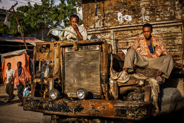 , 'Somalia, Mogadishu,' 2011, Circuit Gallery