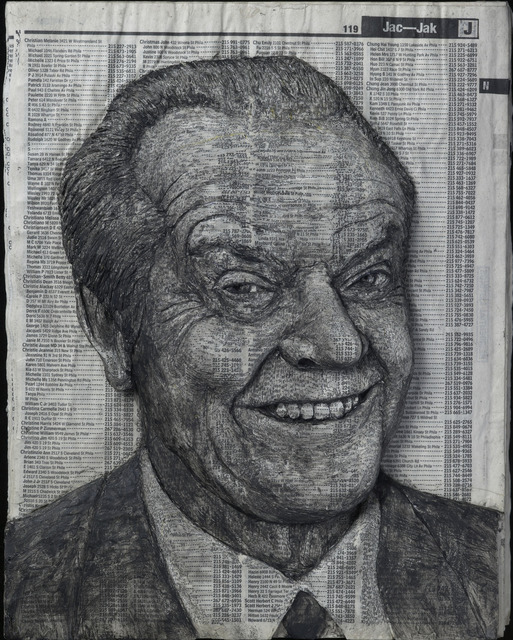 , 'Jack Nicholson,' , Projects Gallery