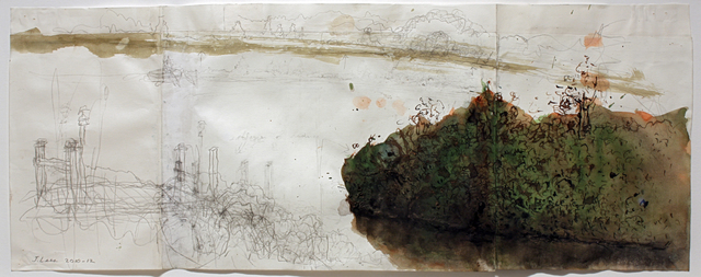 , 'Bog,' 2010-2012, John Davis Gallery