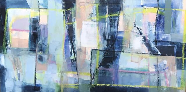 , 'Dimensions,' 2018, Petroff Gallery