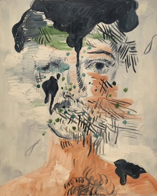 , 'Humiliated Ancestor 5,' 2016, Aicon Gallery