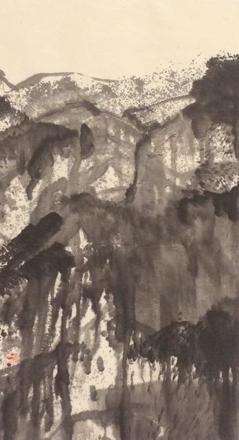, 'Gorge II,' 2015, Art Atrium