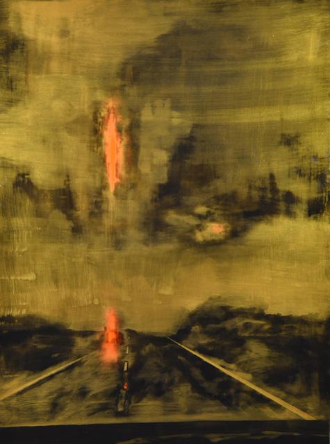 , 'Rendezvous Confirmed,' 2018, Sarah Wiseman Gallery